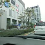 ダイバーシティ東京の駐車場へのアクセスルートと周辺駐車場の地図