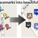 Google Maps 地図 無料アイコンコレクションセットダウンロード!