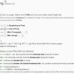 WordPressにGoogle Adsenseや楽天アフィリエイトの広告を挿入するプラグイン
