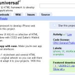 iPhone(アイフォン)用サイトを作成したい(1)。無料UiUlKitでホームページを作成してみる