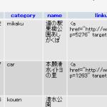 Google Maps V3サンプル Store Locator (店舗検索)+ PHP, MySQL を試す。