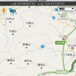 iPhone(アイフォン)でのユーザの現在座標位置を地図に表示する地理位置座標サービス(Geolocation)のGoogle Mapでの使い方とは?/watchPosition+clearWatchの切り替え方法