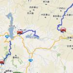 ルート検索のドライブルートのポリライン(Polylines)を複数地図に表示させる/ルート検索API(Direction API)