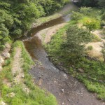 東京近郊 川遊び・水遊び-自然の川 山梨秋山村 (山梨上野原秋山)