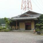 蕎麦そば-無量庵 (むりょうあん)(関東栃木県矢板)