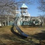 大型遊具が充実のエリア-ふなばしアンデルセン公園(関東千葉県船橋)