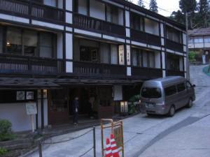 村のホテル住吉屋 (長野県 野沢温泉)