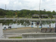 水遊び公園もある淡水魚水族館-なかがわ水遊園おもしろ魚館