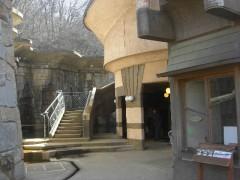 雨の日にはムーミン屋敷で鬼ごっこ-あけぼの子どもの森公園(関東埼玉県飯能市)