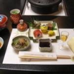 旅館の食事メニュー/ろばた会席と米沢牛料理-季味の宿 山の季(山形県白布温泉)