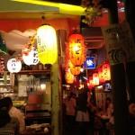 レトロな雰囲気のある屋台の集合レストラン「八王子ロマン地下」 (東京都八王子)