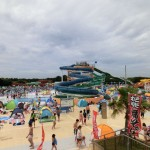 夏休み体験!稲毛海浜公園プールといなげの浜は最高!子供大満足でした。/(関東,千葉県,幕張・稲毛)