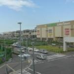 巨大なイオンショッピングセンター-イオン越谷レイクタウン(関東埼玉県越谷)