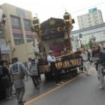 8月下旬-立川の夏祭り/諏訪神社例大祭(関東東京都立川)