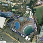 レジャープール/泳ぐエリアの大きさ(広さ・面積)ランキング